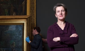 One of Penelope Curtis's biggest successes at the Tate Britain was to oversee a rehang of the gallery's permanent collection.