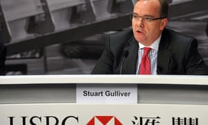 The HSBC group chief executive, Stuart Gulliver, insisted he has reformed the bank, but admitted details of his own bank account, at one time routed through a Panamanian company, damaged the bank's reputation.