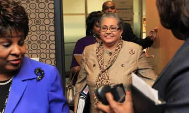 Beverly Hall, the former superintendent of Atlanta Public Schools, was accused of being a key conspirator in a massive cheating scandal.