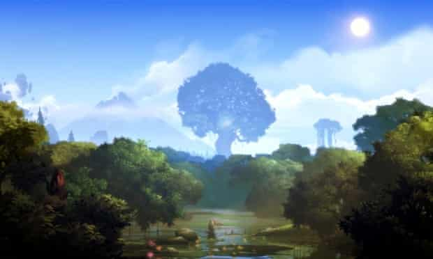 The beautiful Ori and the Blind Forest was built using Unity, but few gamers will know it