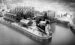 AWP: Malmo Quay, Newcastle