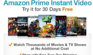 Amazon Prime 'free trial' offer banned for misleading over