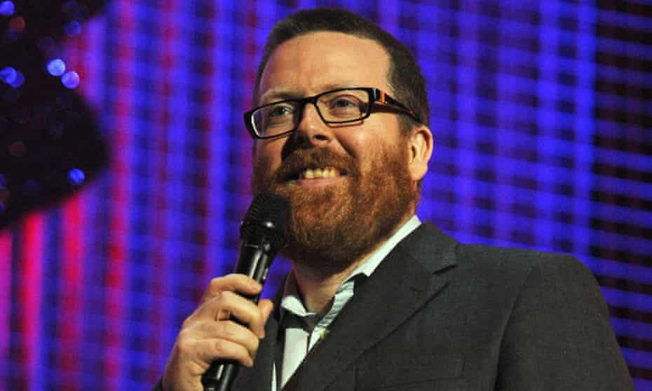 Frankie Boyle is one of the 111 figures to have signed a letter urging political parties to commit to a media plurality law
