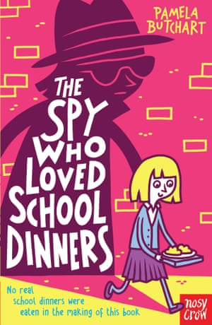 The Spy Who Loved Schooldinners