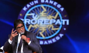 Bollywood actor Amitabh Bachchan revealed he was receiving treatment for TB while hosting for 'Kaun Banega Crorepati', India's version of Who Wants to Be a Millionaire.