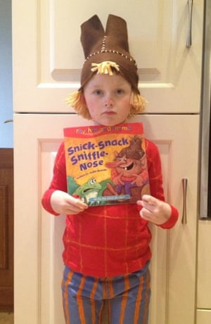 snick snack sniffle nose - Little Miss Sunshine Halloween Costume