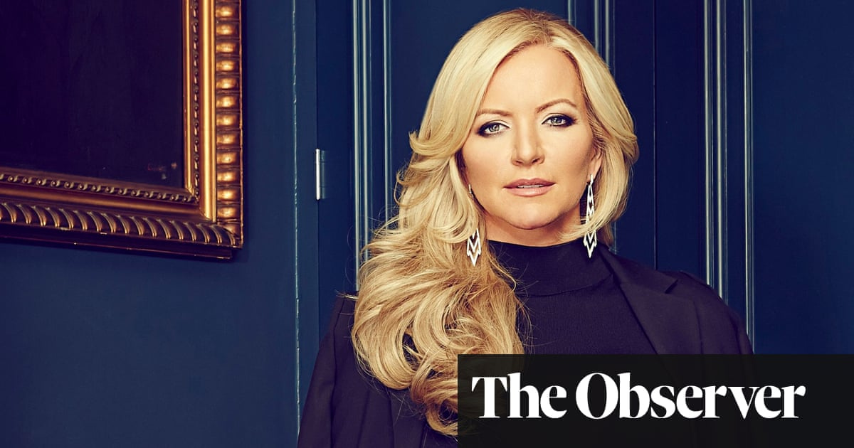 Michelle Mone: 'My party trick is measuring people's boobs with my eyes'