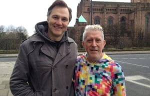 Roger Hill & David Morrissey