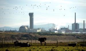 Sellafield nuclear plant