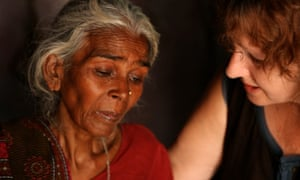 Film-maker Leslee Udwin meets the mother of convicted rapist Mukesh Singh.