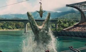 Getting a bad raptor …Jurassic World