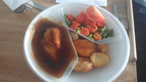 Chicken drowning in gravy, the smallest ever stuffing ball, and why the tomato