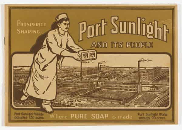 A Port Sunlight brochure.