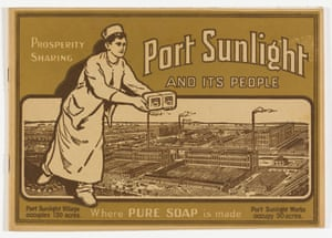 A Port Sunlight brochure.