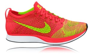 Nike Flynit Racer trainers
