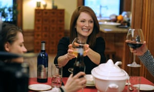 Julianne Moore in Still Alice: a great central performance in a 'televisual' film.