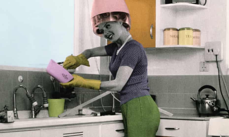 1950s woman