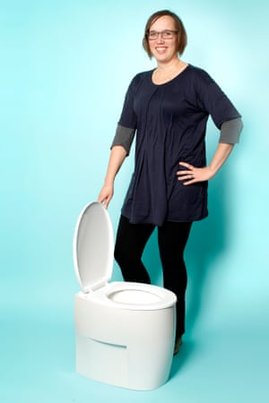 'By 2016 we hope to provide sanitation systems in more developing countries': Virginia Gardiner of Loowatt