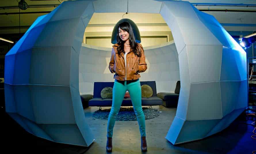 Adriana Gascoigne - Girls in Tech
