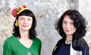 'There's amisconception that if something is expensive, the worker is paid more': Carry Somers (left) and Orsola de Castro.