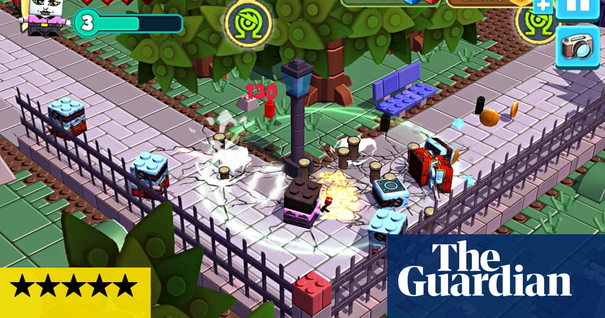 Resist Roblox Game Sick Bricks Review An Impressive Toy Powered Collecting Game Games The Guardian