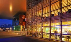 Culture and Congress Centre Lucerne.