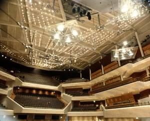 Bridgewater Hall in Manchester.