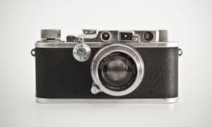 Classic old camera Leica III
