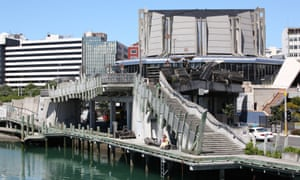 Michael Fowler Centre, Wellington.