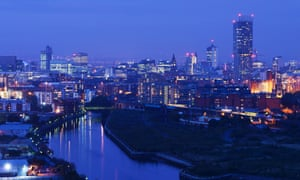 Manchester is on a 'new pathway of knowledge-based economic growth,' the Century of Cities report said.