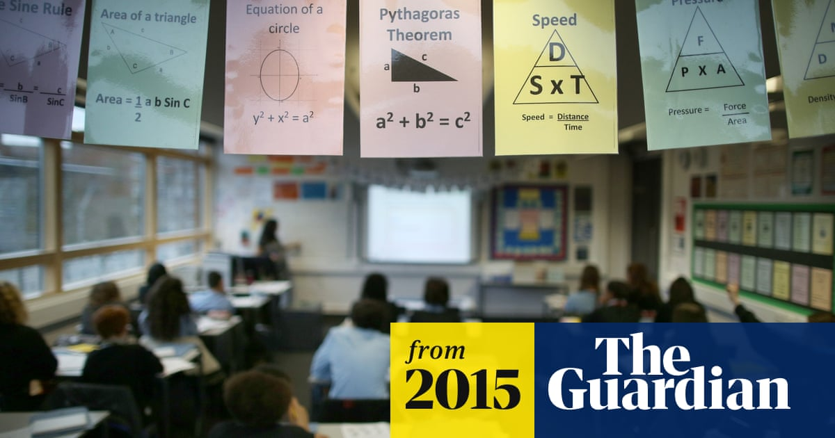 Girls Lack Self Confidence In Maths And Science Problems Study