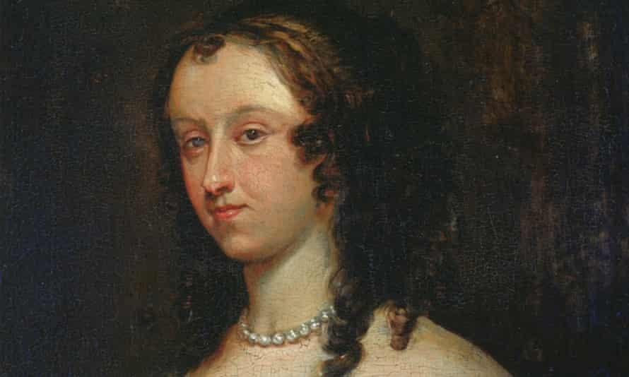 Portrait of Aphra Behn 1670