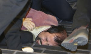 Mark Lippert attack suspect