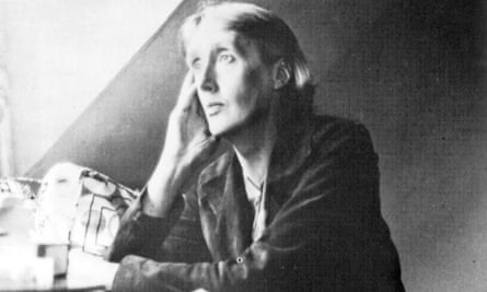 Virginia Woolf photographed in the 1930s..