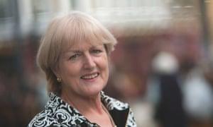 Barbara Young chief executive of Diabetes UK