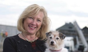 Claire Horton chief executive of Battersea Dogs and Cats home
