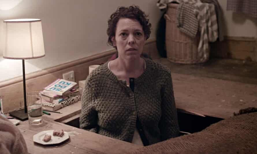 Short but sweet … Olivia Colman in the Bafta-nominated The Karman Line