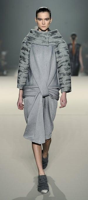 A dress from Alexander Wang's xxxx autumn/winter 2013-2014 collection