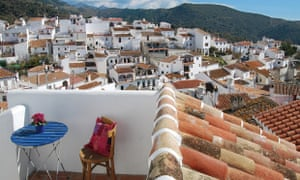 Casa Katrine, Andalucia