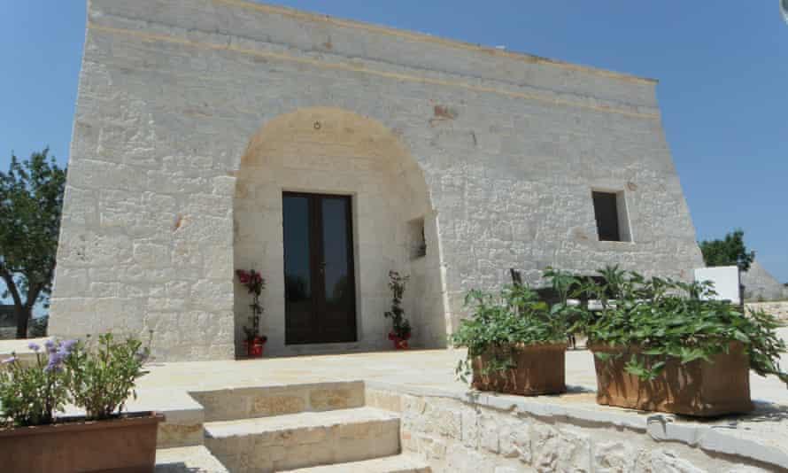 Lamia Mario, Puglia