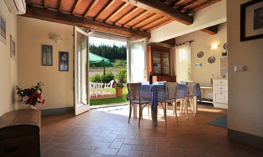 Casa Vista Su Greve in Tuscany