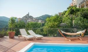 Villa Ennio, Cilento