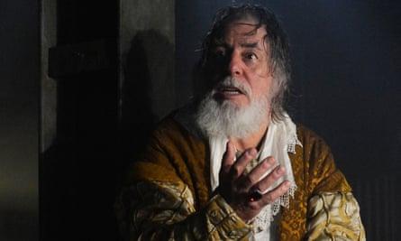 Barrie Rutter as Lear.