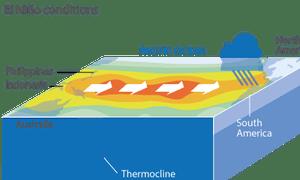 How El Nino works