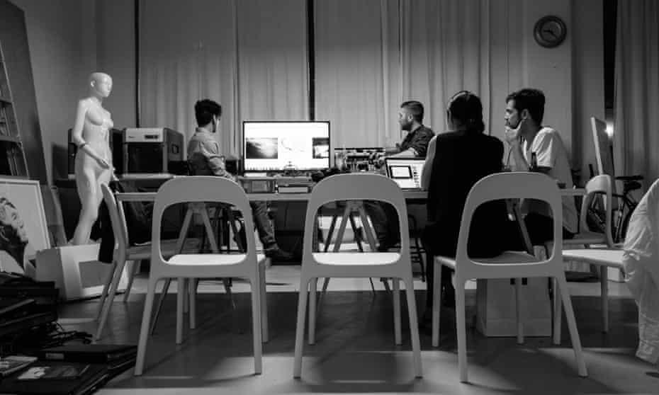 Kokiri Lab, Jinsoo An's 'hackerspace' in Skid Row, LA.