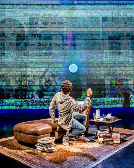 James Graham's Privacy at theDonmar Warehouse.