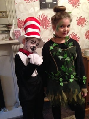Cat in the Hat and Poison Ivy