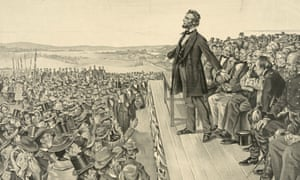 Gettysbury address