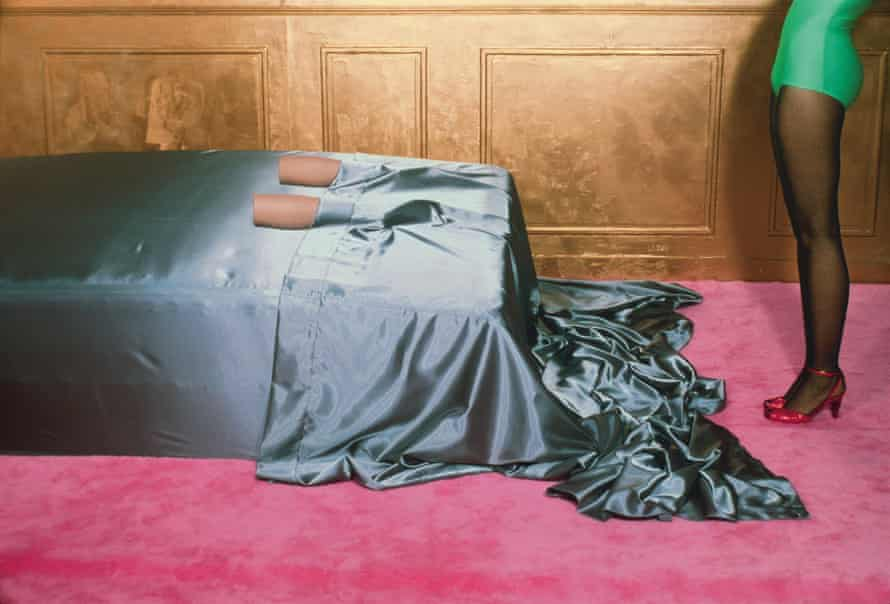A picture from Guy Bourdin: Image-Maker 27 November 2014 - 15 March 2015