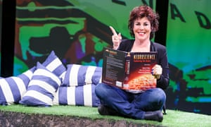 Ruby Wax in Sane New World at St James Theatre, London